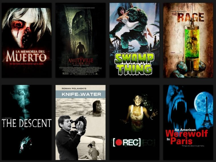 Purga TV: Un Netflix exclusivo de películas de horror