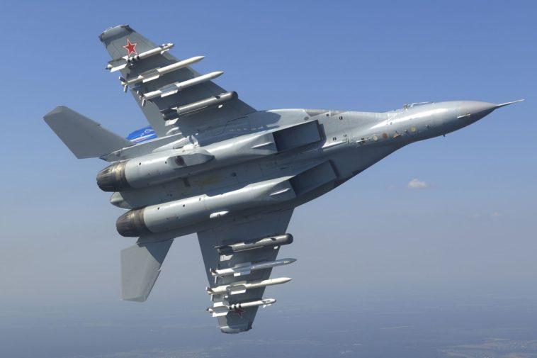 Rusia desarrollará un caza que podrá operar en el espacio
