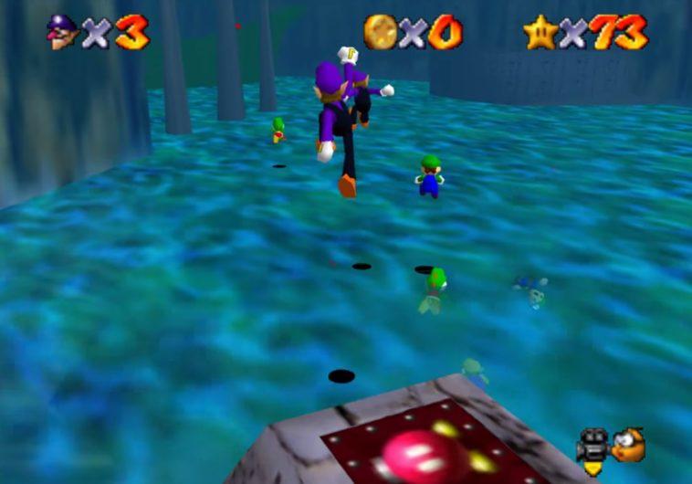 Super Mario 64 Online: El clásico de Nintendo 64 para PC, gratuito y con multiplayer online