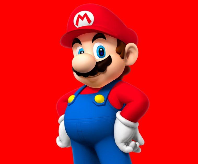 Super Mario ya no es un plomero