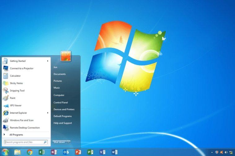 Windows 7 sigue los pasos de Windows XP: ¡Nadie quiere cambiarlo!