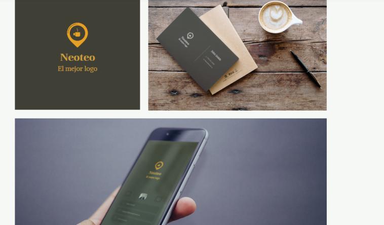 Brandmark: Utiliza la inteligencia artificial para crear logotipos