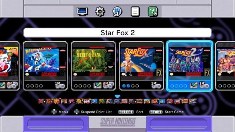 Cómo agregar más juegos en la Super NES Classic Edition