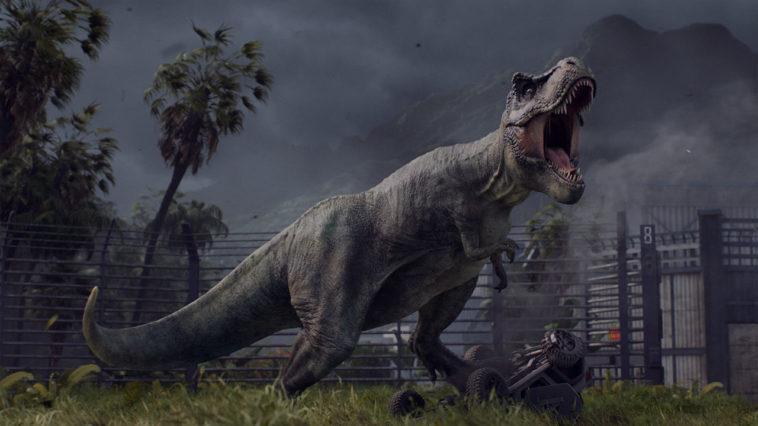 Jurassic World Evolution: Crea tu propio mundo jurásico