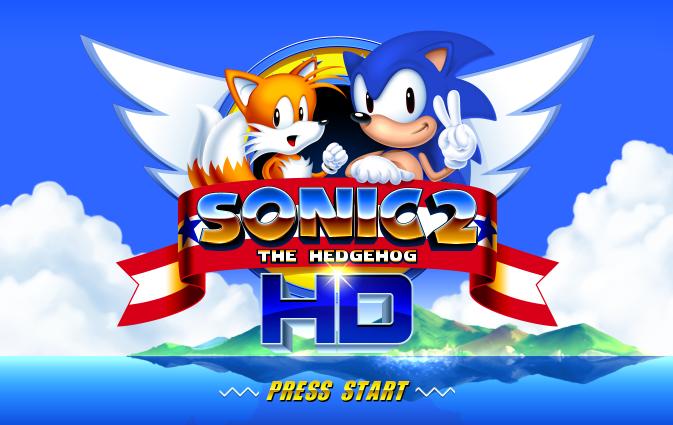 Sonic 2 HD: Descarga la demo de la remake en alta definición de Sonic 2