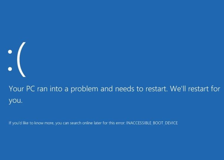 Windows 10 recibió otra actualización defectuosa y causa estragos