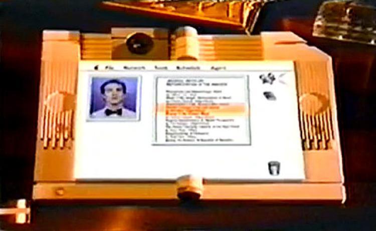 El día que Apple hizo un vídeo enseñando al ordenador del futuro (y nadie lo creyó)