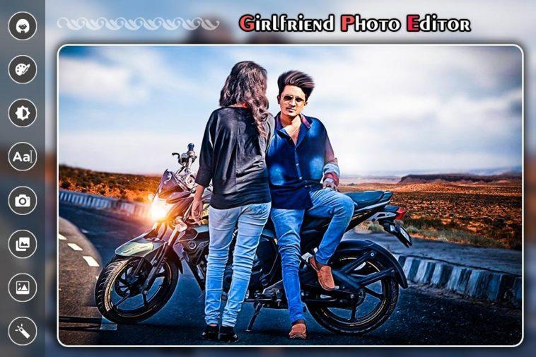 Girlfriend Photo Editor: ¿Quieres una linda foto con tu novia sin tener novia? ¡No hay problema!