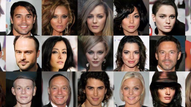 Los inquietantes rostros fotorrealistas generados por la red neural de Nvidia (Galería)