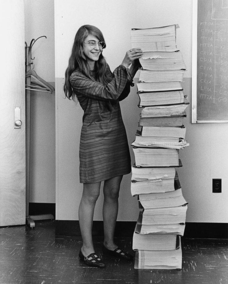 Mujeres de ciencia e informática (Galería)