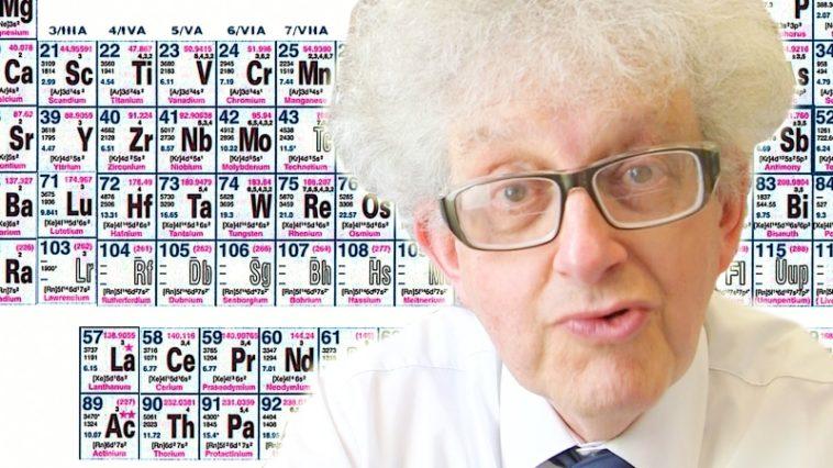Periodic Videos: ¿Quién dijo que la química es aburrida?