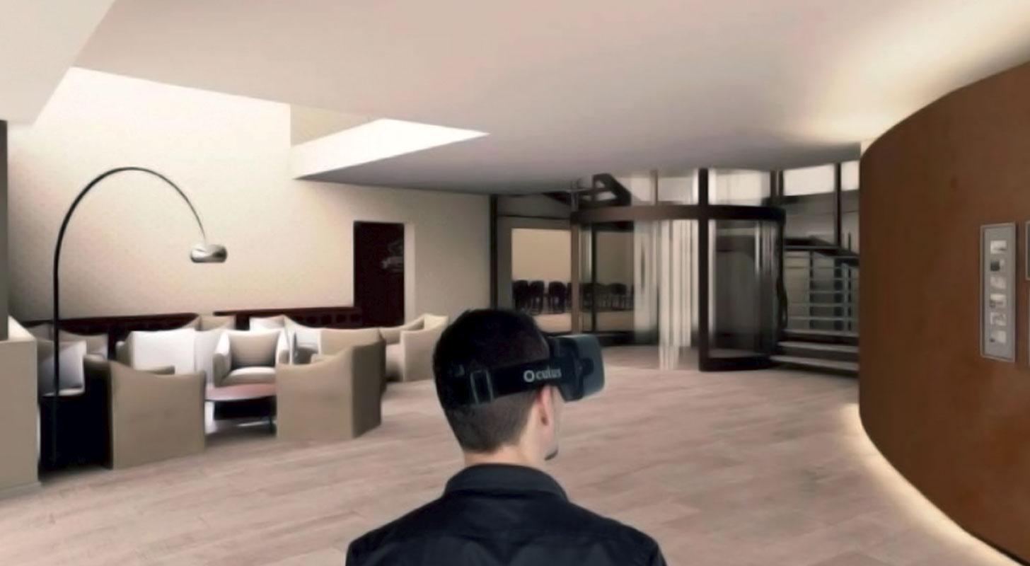La Realidad Virtual en inmobiliarias requiere de poca inversión
