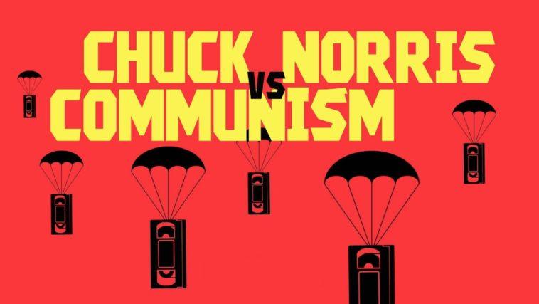 Chuck Norris vs Communism: La piratería en VHS contra el régimen rumano de los '80
