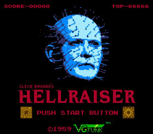 Retroficción: Videojuegos falsos de Nintendo basados en películas de terror (Galería)